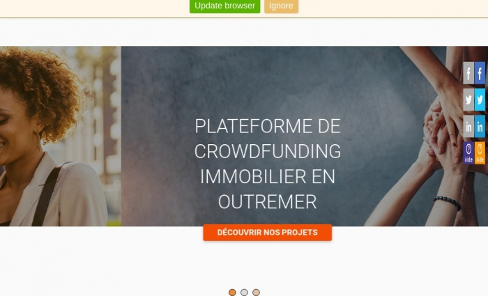 Outremer funding