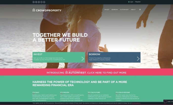 CrowdProperty screenshot